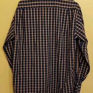 Tommy Hilfiger Shirts - Tommy Hilfiger Classic Fit Plaid Long Sleeve